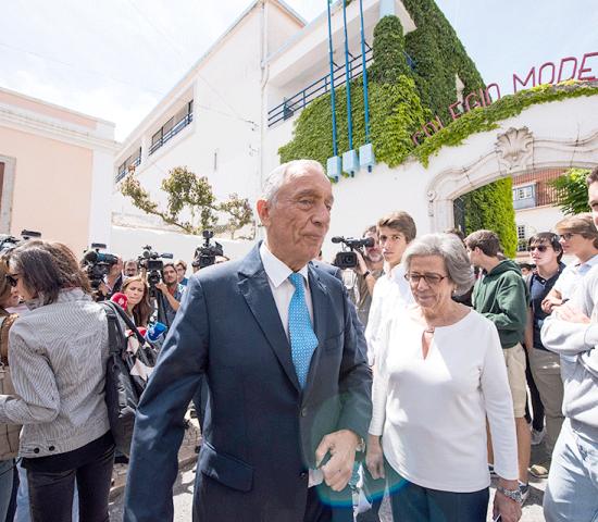 Visita do Presidente da República | Abril 2017
